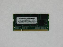 1GB MEMORY FOR DELL INSPIRON 1200 2200 510M 5150 5160 600M 700M 710M 8600 8600C