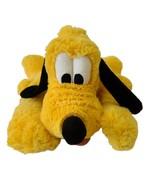 "Disney Pluto Plush 17"" Disney Store Parks Authentic Soft Stuffed Animal ... - $13.80"