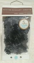 Martha Stewart Crafts Creepy Spider Confetti Halloween M230127 - NEW - $3.95