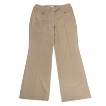 Ann Taylor LOFT Khaki Dress Pants, Size 10 Petite - $13.99