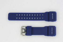 CASIO G-SHOCK FITS Mudmaster GG1000TLC-1A Blue Rubber Watch Band Strap - $24.25