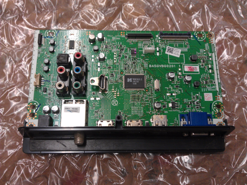 A5GVBMMA-001 A5GVBUH Digital Main Board From Magnavox 43ME345V/F7 DS1 LCD TV