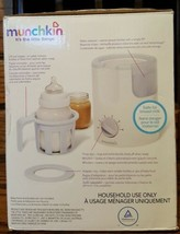 Munchkin Time Saver Bottle Warmer For Baby Bottles or Baby Food - $18.46
