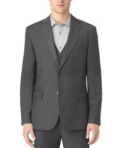 Calvin Klein Men's Granite Heather Jacket , Size S , Short, MSRP $120 - $59.39