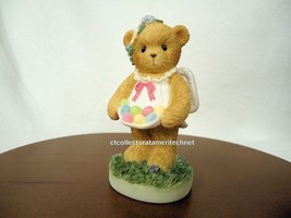 Cherished Teddies Abbey Press Cele-bear-ating Easter 2007 NIB - $37.95