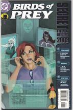 Birds of Prey Secret Files and Origins #1 VF/VF+ 2003 DC Comics Batgirl ... - $3.46