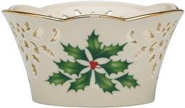 Lenox Holiday Pierced Small Bowl - $49.95