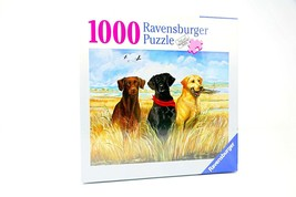 Ravensburger We Are All Related 1,000 Piece Jigsaw Puzzle Labs Retriever... - $29.95