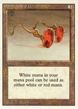Magic: The Gathering 3rd Edition - Sunglasses of Urza - $0.29