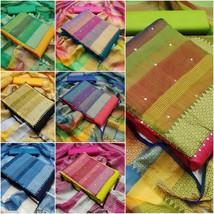 Indian Beautiful Salwar Kameez Suit Ethnic Shalwar Kameez Cotton Dress M... - $33.24