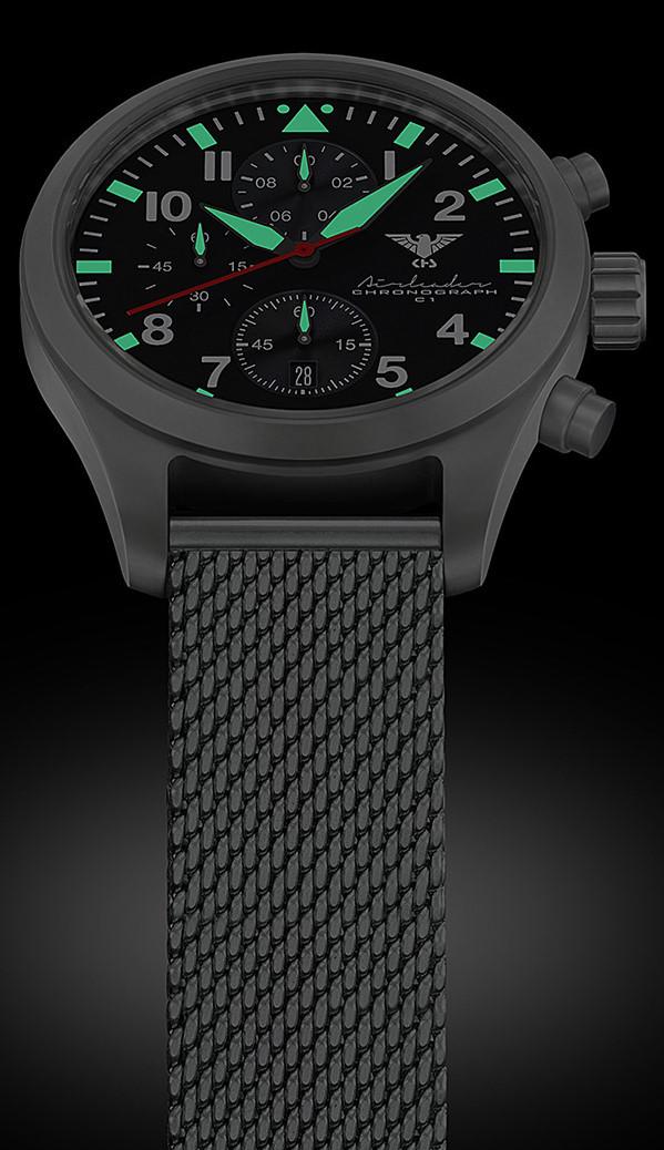 Chronograph Similar Items And German Khs Watch Pilot's 50 zSpqMVUG