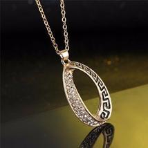 Women Designer Fashion Crystal Jewelry Set image 9