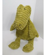 "Jellycat CORDY ROY Ribbed Corduroy Floppy 16"" Plush Alligator Crocodile ... - $14.84"