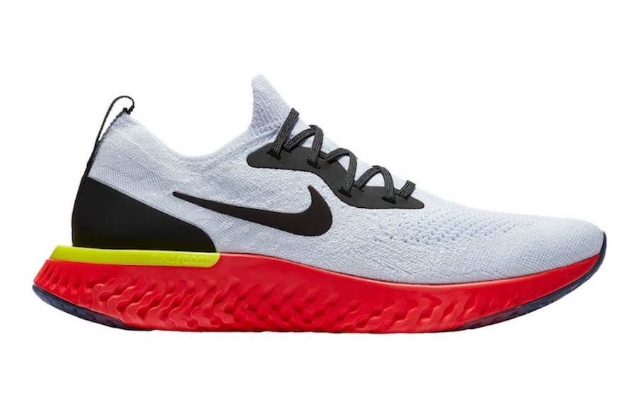 Nike Men's Epic React Flyknit Sneakers Size 7 to 13 us AQ0067 103