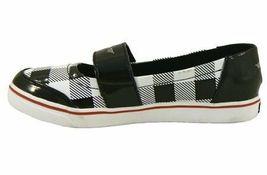 Creative Recreation Womens Miranda Black White Buffalo Print Shoe Size: 5.5 image 4