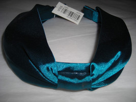 NWT Turquoise Silky Womens Wide Headband  $16 - $10.00