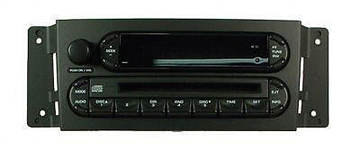 Primary image for Chrysler Pacifica OEM CD radio. Factory original RAH stereo. 2004-2008