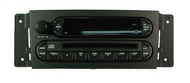 Chrysler Pacifica OEM CD radio. Factory original RAH stereo. 2004-2008 - $60.25