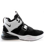 NIKE AIR FORCE 270 MEN'S BLACK/WHITE SHOES, AH6772-006 - $119.99