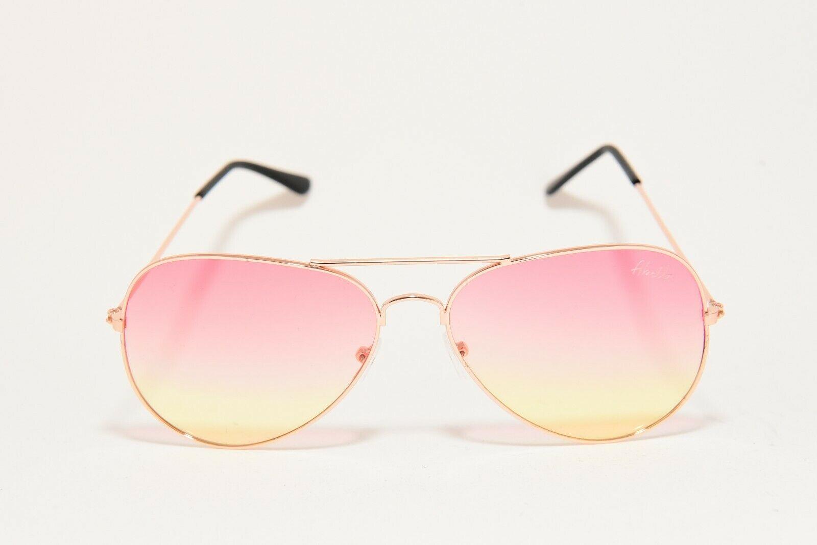 Abella Gold Aviator Sunglasses 805541 C6 And 50 Similar Items