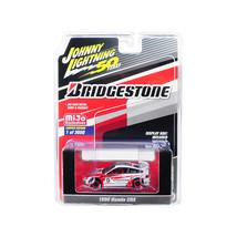 1990 Honda CRX #9 Bridgestone Johnny Lightning 50th Anniversary Limited ... - $19.14