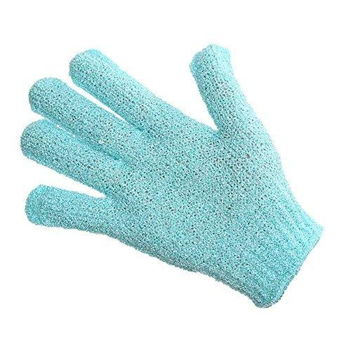 2 Pairs Bath Mitts Bath Gloves Exfoliating Gloves Bath Towel Bath Brushes