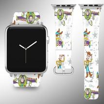 Toy Story Apple Watch Band 38 40 42 44 mm Disney Series 1 2 3 4 Wrist Strap 03 - $24.99+