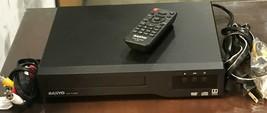 Sanyo FWDP105FA Dvd Player Bundled With Remote G2 - $15.99