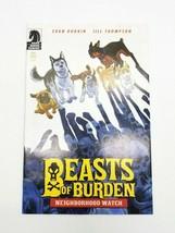 Beats of Burden Neighborhood Watch #1 One-Shot Dark Horse Comic Book 2012 NM - $38.62