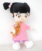 "The Disney Monsters Inc. BOO LITTLE GIRL 13"" Tall Plush STUFFED ANIMAL Toy - $10.88"