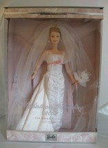 Sophisticated Wedding Barbie Doll 2001 Mattel Collector Edition 3rd New ... - $34.99