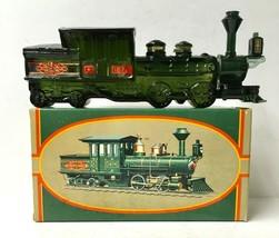 Vntg Full Avon 1876 Centennial Express Train Decanter New In Box w/WILD Country - $10.00