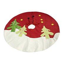 Creative Christmas Ornaments Christmas Tree Skirt Tree Toppers 35'' - $25.20