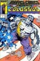 Marvel Comics Presents #11 : Colossus, Man-Thing, Ant-Man, & Slag (Marvel Comic  - $3.91