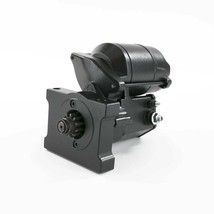 A-Team Performance 1.9 HP Mini Starter for Oldsmobile and Pontiac V8, All Black
