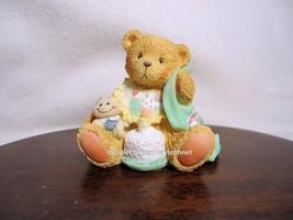 Cherished Teddies Birthday Bear Age 1  1993 NIB - $29.65