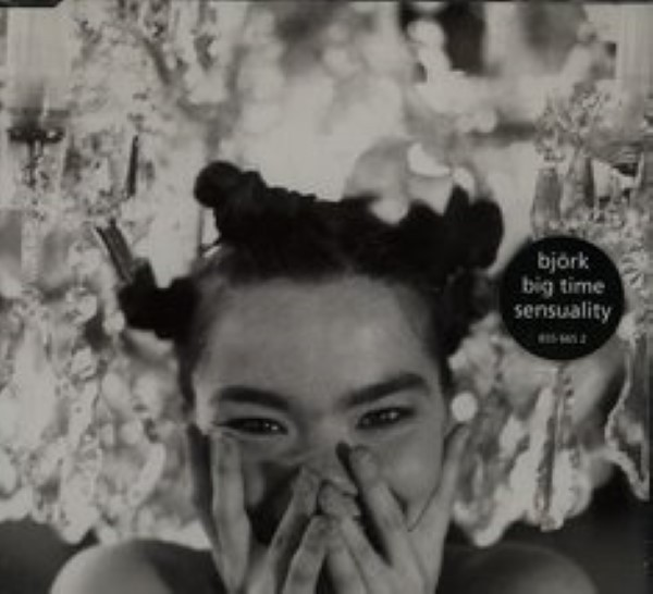 Big Time Sensuality By  Bjork Cd
