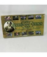 Underground Railroad Board Game 2000 Connie Brown Games - $39.59