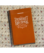 Deseret Recipes cookbook Latter Day Saints LDS church cook book 1981 - $10.00