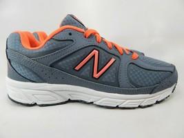 New Balance TechRide Size US 7.5 D WIDE EU 38 Women's Running Shoes Gray WE80LG3
