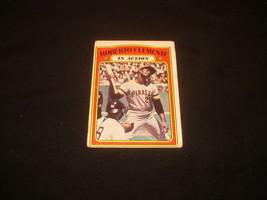 191972 ROBERTO CLEMENTE TOPPS BASEBALL CARD #310 - $19.79