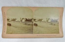 Stereopticon Card The Aquarium Paris Exposition France 1900 B W Kilburn ... - $12.86