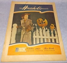 Vintage Ladies The Household Magazine War Issue... - $7.95