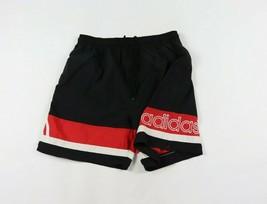 Vintage 90s Adidas Homme XL Sort Out Bloc Couleur Nylon Course Football ... - $37.80