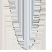 "Origami Owl Chain (New) 18""-20"" Silver Fancy Cable (CN4030) - $20.47"