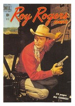 1992 Arrowpatch Roy Rogers Comics Trading Card #24 > Trigger > Happy Trail - $0.99