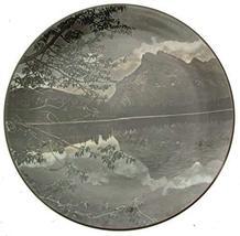 Royal Doulton TC1065 Vermilion Lake & Mount Rundle Collector Plate CP1476 - $44.59