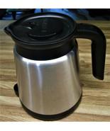 Keurig Brushed Stainless Steel 32 OZ. 4 Cup Thermal Coffee Carafe/1431X/... - $19.99