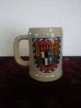 Vintage Reichelbrau Kulmbach Stoneware Stein USA - $32.71