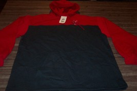 HOUSTON TEXANS NFL FOOTBALL EMBROIDERED HOODIE HOODED SWEATSHIRT XL NEW ... - $39.60